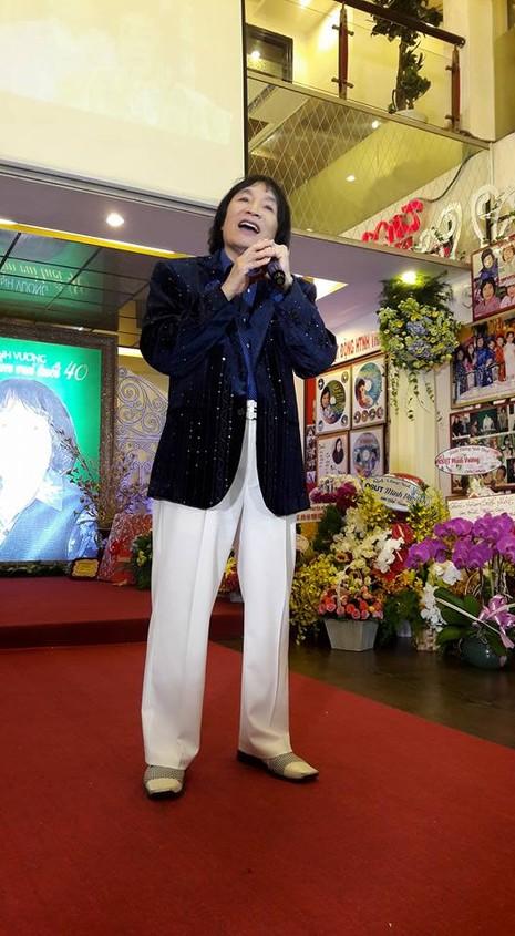 Nghệ sĩ Minh Vương tổ chức sinh nhật lớn kiểu live show - ảnh 13