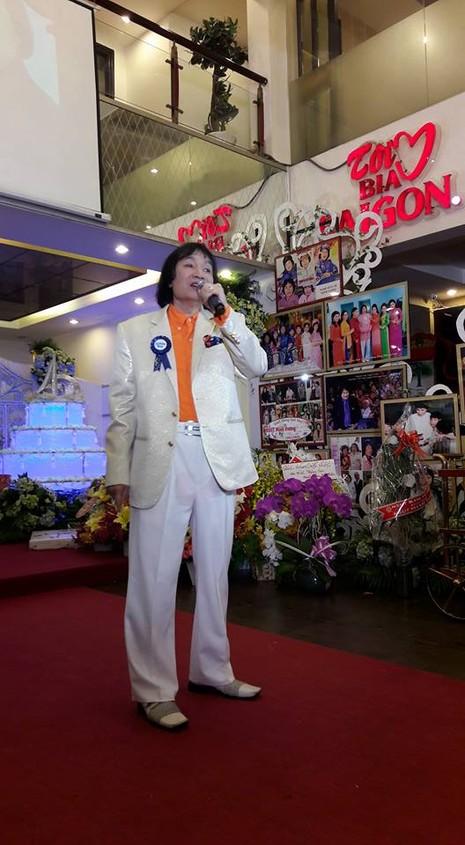 Nghệ sĩ Minh Vương tổ chức sinh nhật lớn kiểu live show - ảnh 12