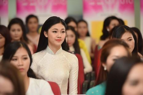 Ngắm 32 nhan sắc của cuộc thi Hoa hậu Việt Nam 2016 - ảnh 6