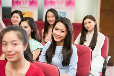 Ngắm 32 nhan sắc của cuộc thi Hoa hậu Việt Nam 2016 - ảnh 14