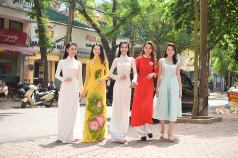 Ngắm 32 nhan sắc của cuộc thi Hoa hậu Việt Nam 2016 - ảnh 2