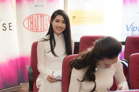 Ngắm 32 nhan sắc của cuộc thi Hoa hậu Việt Nam 2016 - ảnh 10