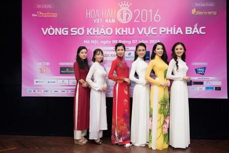 Ngắm 32 nhan sắc của cuộc thi Hoa hậu Việt Nam 2016 - ảnh 8