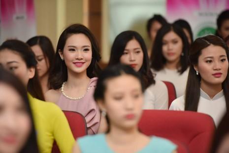 Ngắm 32 nhan sắc của cuộc thi Hoa hậu Việt Nam 2016 - ảnh 16