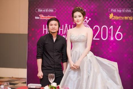 """cuộc thi  """"Hoa hậu Việt Nam 2016"""