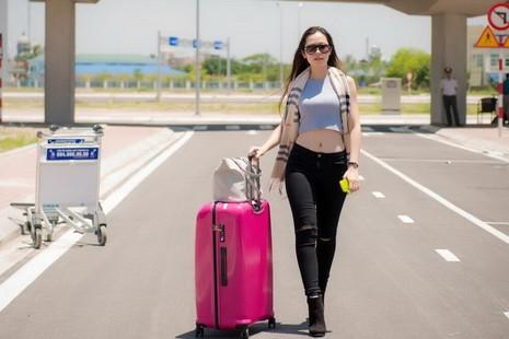 Ngắm người đẹp hai miền Nam Bắc hội ngộ tại 'Hoa hậu Việt Nam 2016' - ảnh 7