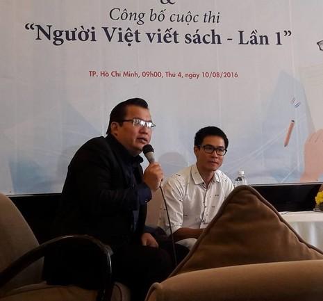 """Công bố cuộc thi """"Người Việt viết sách""""  - ảnh 1"""