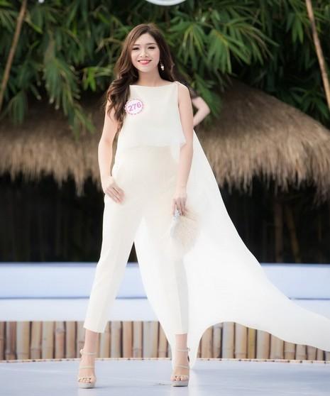 Bốn nhan sắc chủ nhà - TP.HCM tranh vương miện Hoa hậu Việt Nam - ảnh 9