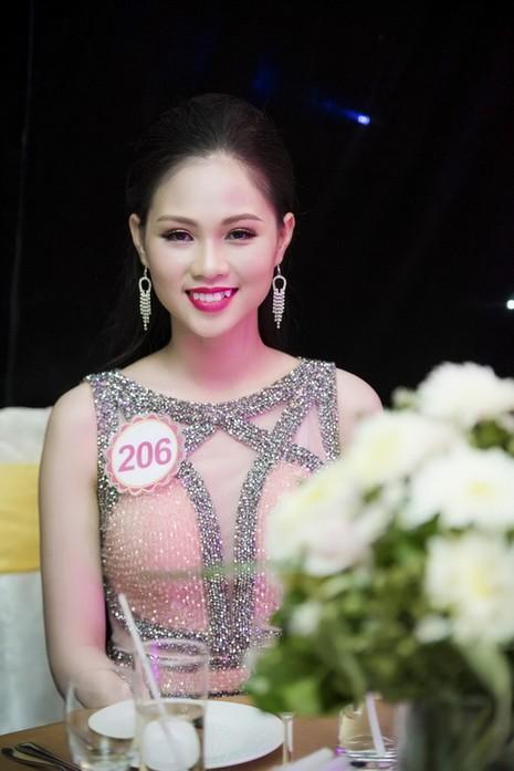 Bốn nhan sắc chủ nhà - TP.HCM tranh vương miện Hoa hậu Việt Nam - ảnh 4