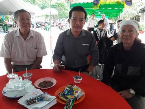 Đông đảo nghệ sĩ, khán giả đến viếng NSND Thanh Tòng - ảnh 7