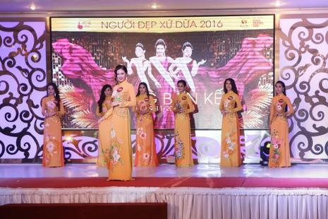 Ngắm 20 người đẹp vào chung kết Người đẹp xứ dừa - ảnh 11