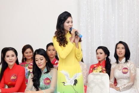 19 người đẹp 'Người đẹp xứ dừa 2016' chào sân TP.HCM - ảnh 3