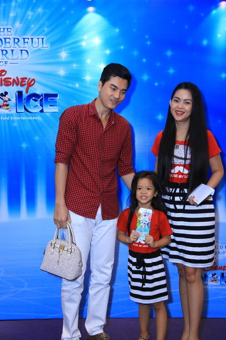 Show diễn 1 triệu USD của Disney On Ice tại VN - ảnh 5