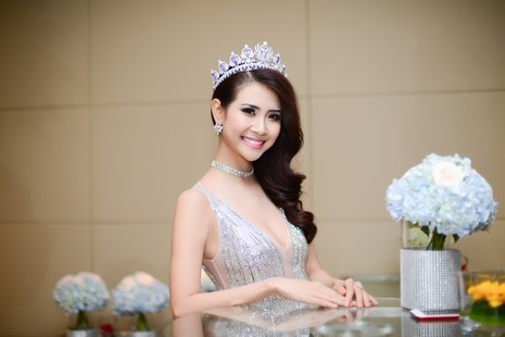 Sau ầm ĩ, bộ ba Hoa khôi Du lịch Việt Nam hội ngộ - ảnh 5