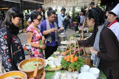 500 món ngon tại liên hoan ẩm thực Đất Phương Nam - ảnh 1