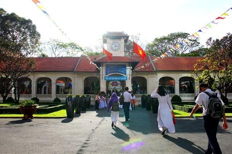Trường Lê Hồng Phong được công nhận Di tích Kiến trúc Nghệ thuật  - ảnh 2