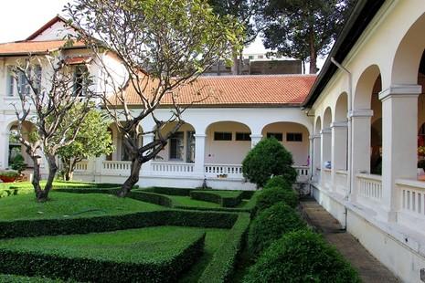 Trường Lê Hồng Phong được công nhận Di tích Kiến trúc Nghệ thuật  - ảnh 3
