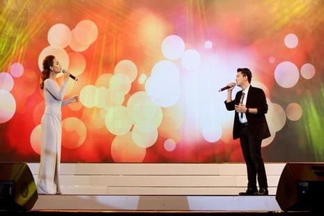 Sơn Tùng MTP và Tiên Tiên đại thắng 'Làn Sóng Xanh 2015' - ảnh 6
