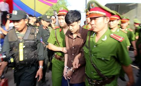 Án tử hình của Nguyễn Hải Dương có hiệu lực - ảnh 1