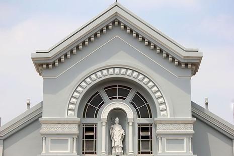 Hạnh Thông Tây - nhà thờ cổ 'độc nhất vô nhị' - ảnh 2