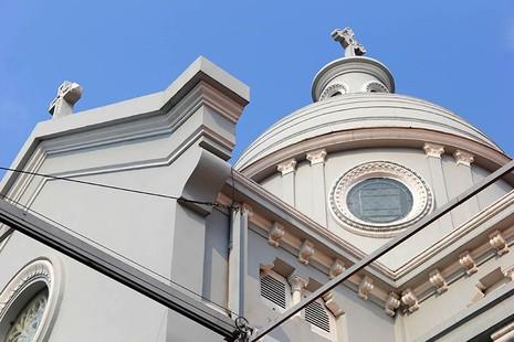 Hạnh Thông Tây - nhà thờ cổ 'độc nhất vô nhị' - ảnh 4