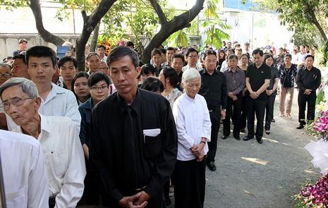 Vợ GS Lý Chánh Trung: 'Tôi làm hết bổn phận rồi sẽ theo ông' - ảnh 3