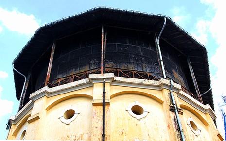 Thủy đài khổng lồ hơn 1 thế kỷ ở Sài Gòn - ảnh 2