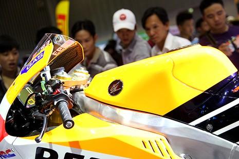 Siêu phẩm Honda RC213V của nhà vô địch MotoGP  - ảnh 6
