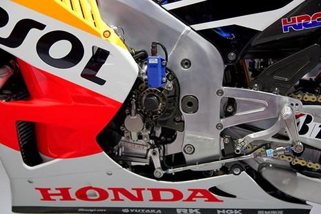 Siêu phẩm Honda RC213V của nhà vô địch MotoGP  - ảnh 7