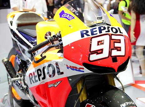 Siêu phẩm Honda RC213V của nhà vô địch MotoGP  - ảnh 2
