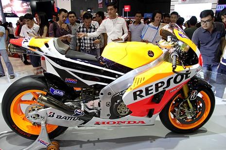 Siêu phẩm Honda RC213V của nhà vô địch MotoGP  - ảnh 1