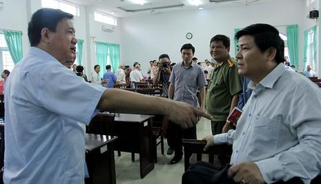 Toàn cảnh cuộc vận động bầu cử của ứng cử viên Đinh La Thăng - ảnh 4