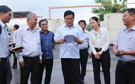 Toàn cảnh cuộc vận động bầu cử của ứng cử viên Đinh La Thăng - ảnh 5