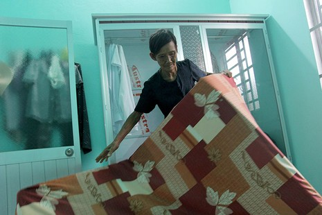 Sau chỉ đạo của Bí thư Thăng, Mẹ VNAH đã có nhà mới  - ảnh 6