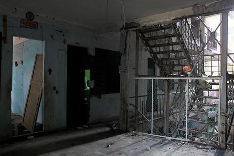 Bên trong chung cư 'ma' sắp được tháo dỡ giữa trung tâm thành phố - ảnh 10