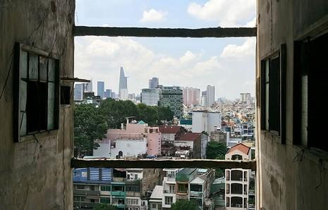 Bên trong chung cư 'ma' sắp được tháo dỡ giữa trung tâm thành phố - ảnh 22