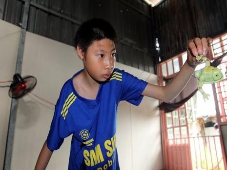 Đăng Hữu Toàn (12 tuổi)