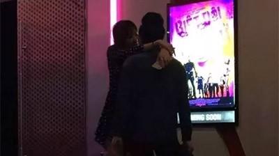 Video: Hari Won và Trấn Thành thân mật chốn đông người
