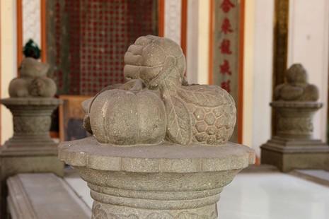 Choáng ngợp trước khu mộ cổ của vợ chồng bá hộ giàu nhất Sài Gòn xưa - ảnh 9