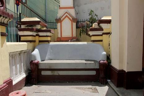 Choáng ngợp trước khu mộ cổ của vợ chồng bá hộ giàu nhất Sài Gòn xưa - ảnh 14
