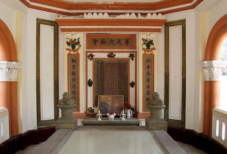 Choáng ngợp trước khu mộ cổ của vợ chồng bá hộ giàu nhất Sài Gòn xưa - ảnh 10