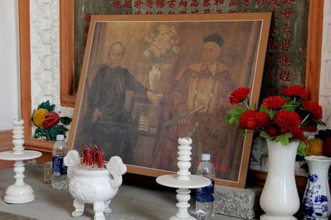 Choáng ngợp trước khu mộ cổ của vợ chồng bá hộ giàu nhất Sài Gòn xưa - ảnh 11