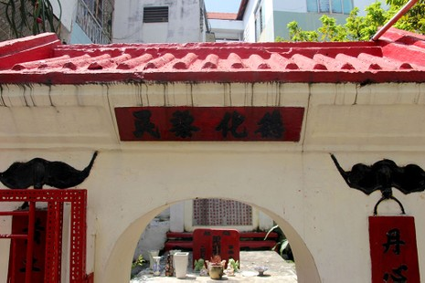 Nơi yên nghỉ của vị tướng triều Nguyễn  - ảnh 4