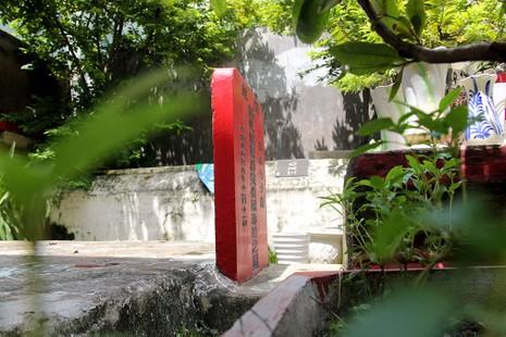 Nơi yên nghỉ của vị tướng triều Nguyễn  - ảnh 7