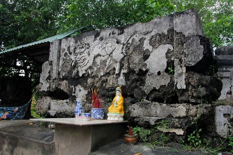 Chùm ảnh: Khu mộ cổ độc đáo gần 200 năm ở Gò Quéo  - ảnh 14