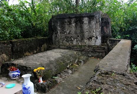 Chùm ảnh: Khu mộ cổ độc đáo gần 200 năm ở Gò Quéo  - ảnh 20