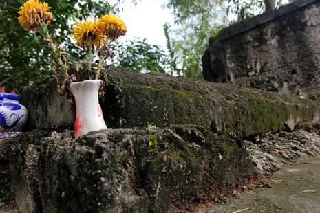 Chùm ảnh: Khu mộ cổ độc đáo gần 200 năm ở Gò Quéo  - ảnh 21