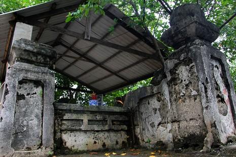 Chùm ảnh: Khu mộ cổ độc đáo gần 200 năm ở Gò Quéo  - ảnh 23