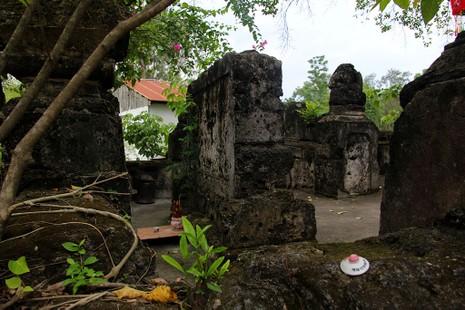 Chùm ảnh: Khu mộ cổ độc đáo gần 200 năm ở Gò Quéo  - ảnh 6