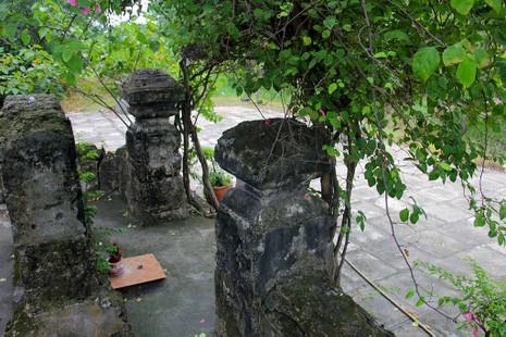 Chùm ảnh: Khu mộ cổ độc đáo gần 200 năm ở Gò Quéo  - ảnh 5